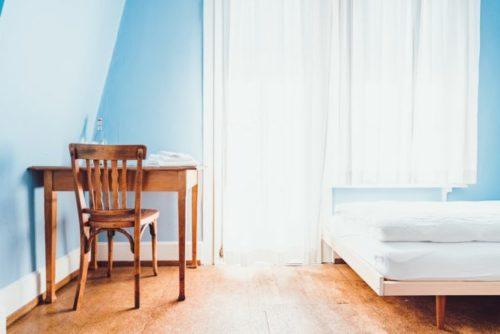快適な部屋